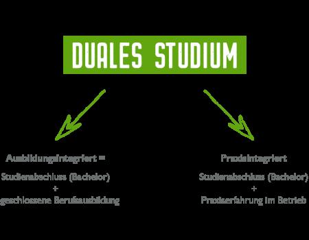 Ausbildung duales Studium