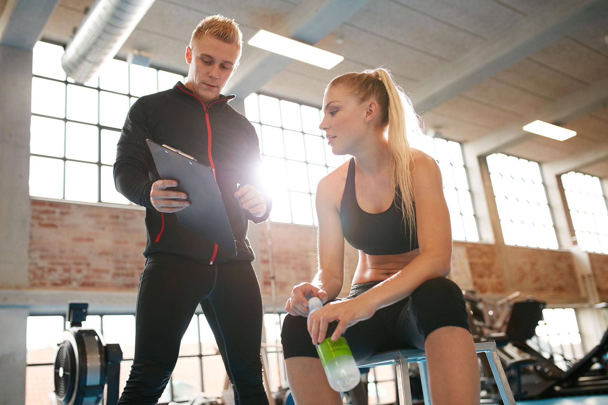 Ausbildung Zur Sport Und Fitnesskauffrau